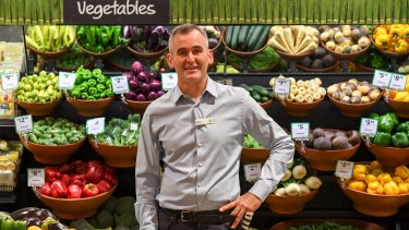 Woolworths chief executive Brad Banducci says its supermarkets business is still in the early stages of a (five-year) turnaround.