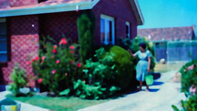 Mimmo Cozzolino's <i>Arcadia Del Sud</i> (detail) West Heidelberg Melbourne Australia Circa 1966 #1, 2003.