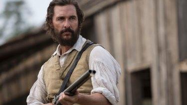 Matthew McConaughey as Newt.