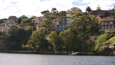 The treasurer has dobbed in a property buyer in his wealthy Sydney suburb of Hunters Hill for possibly breaching FIRB rules.