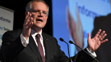 "Treasurer Scott Morrison says they are making multinationals pay their ""fair share""."