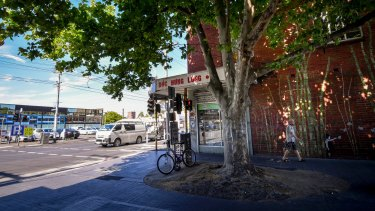 The area of north Richmond is a high concern for groups like the Yarra Health and Drug Forum.