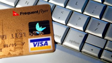 Online fraud through local merchants jumped 38 per cent.