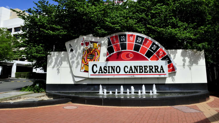 Casino Canberra's new owners Aquis are proposing a $330 million redevelopment.