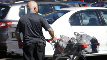 England has introduced a controversial 5p charge for  plastic shopping bags.