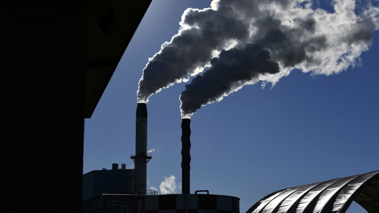 Australia's emissions problems aren't going away.