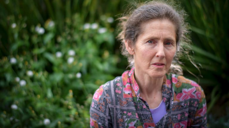 Mairi Anne Mackenzie has taken VicRoads and the state government to the supreme court to stop them building the Western Highway through her property.