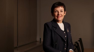 Small Business Ombudsman Kate Carnell led an inquiry into late payments to small business.