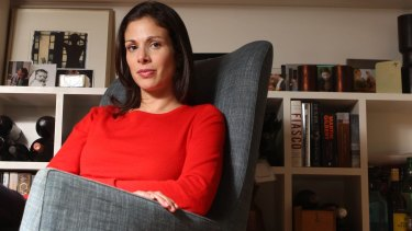 Author Rachel Botsman says sharing economy platforms have been keen to highlight individual users over small businesses in the past.