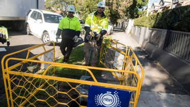 The NBN might not bring relief to every Australia who regularly loses their broadband after heavy rain.