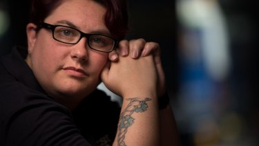 After 12 years as a nurse, Jessica Anderson will probably never work in the sector again.