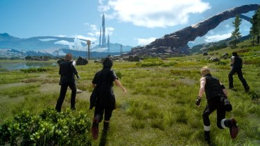A beautiful open world, savage monsters and great company.
