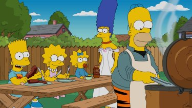 "Dreamland is expected to be more ""adult-oriented"" than The Simpsons."