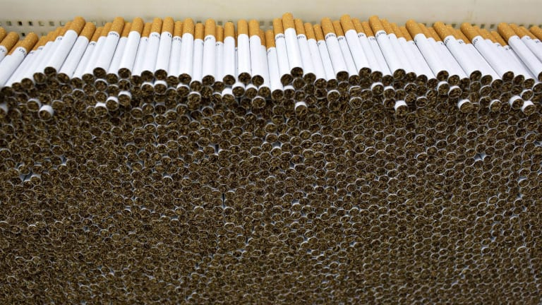There were an estimated 2.6 million smokers in Australia in 2014.