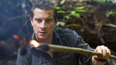 Bear Grylls: 'We're all involved in the same battle with our kids.'