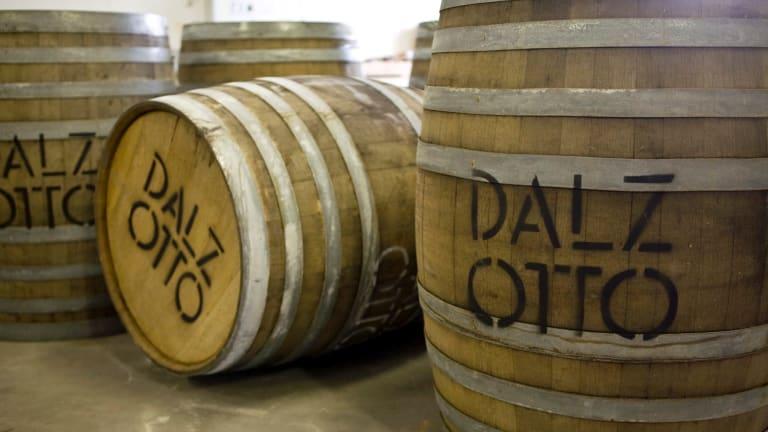 Dal Zotto's prosecco sales are up 40 per cent.