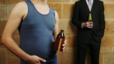 Just 10 per cent of men aged 45-49 see themselves as at their healthiest.