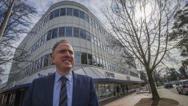 Ben Oquist, executive director of the Australia Institute.
