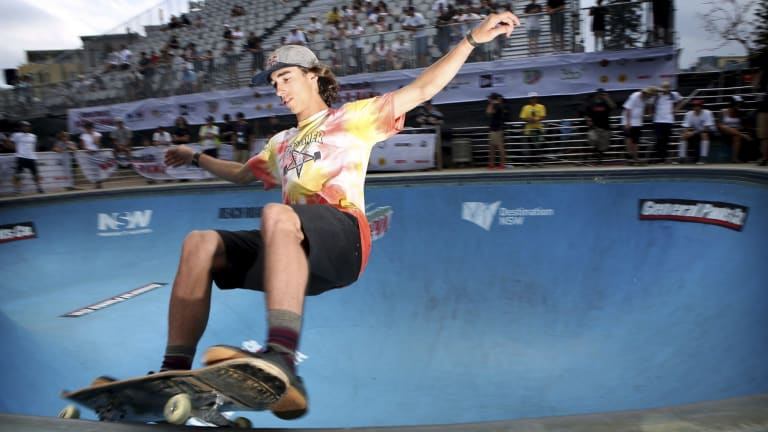 Skateboarding will become an Olympic event.