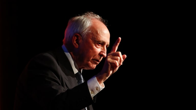 The super guarantee charge was introduced by prime minister Paul Keating in 1992 at 3 per cent.