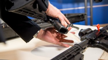 More than a million new weapons have been legally imported since the 1996 buyback scheme.