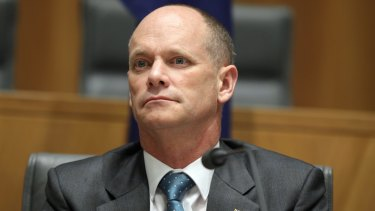 Campbell Newman trailed Annastacia Palaszczuk as preferred Queensland premier in a recent poll.