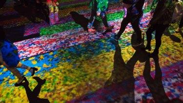 One respondent said Burwood, Strathfield and Homebush lack overall culture like Vivid light festival.
