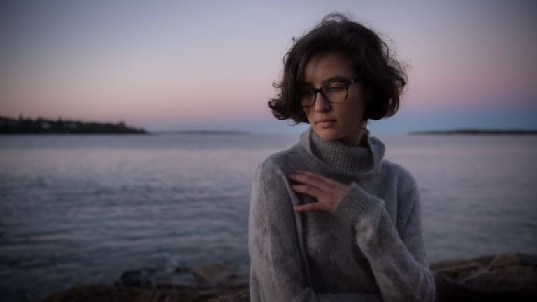 Justine Varga's prize-winning portrait has provoked controversy.