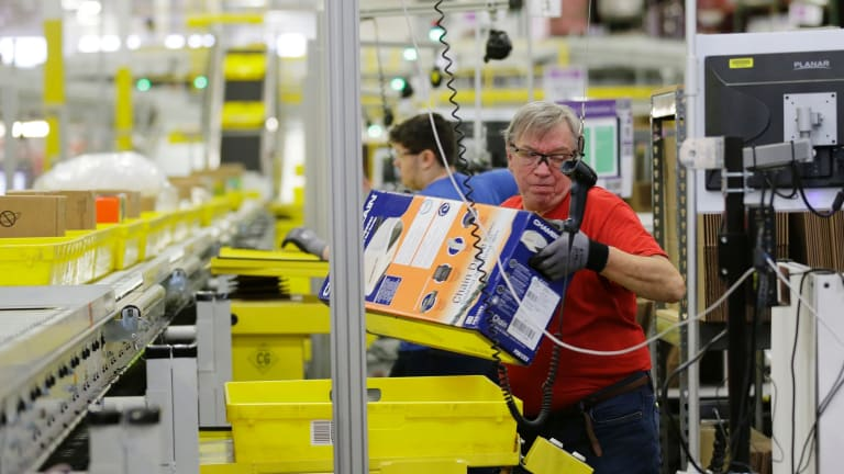 Citi analysts said on Thursday they expected Amazon to open its doors sometime next month, ahead of Black Friday on November 24.