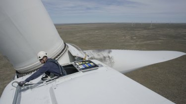 Batten down for a furious debate over renewable energy's role.