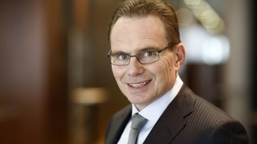 """""""If the world moves much more quickly into a green horizon, we end up investing in other things, so value our company as much on our skills as you value on our options for development"""": BHP chief Andrew Mackenzie."""