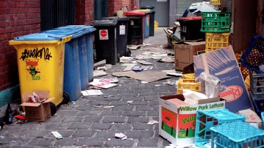 JJ Richards is one of the major players in the waste management industry.