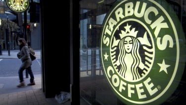 Starbucks has been under fire for the level of taxes it pays on income.