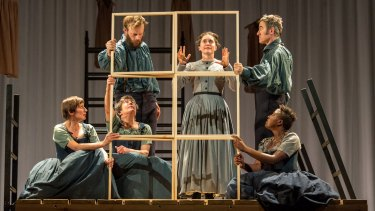 Jane Eyre (NT Live) review: A classic newly minted