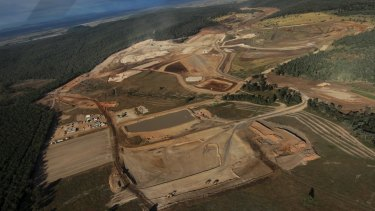 Whitehaven is eyeing additional tonnages at its Maules Creek coal mine.