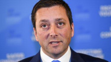 Victorian Opposition Leader Matthew Guy has vowed to block the an extension to CityLink tolls to fund the building or the proposed West Gate Tunnel project.