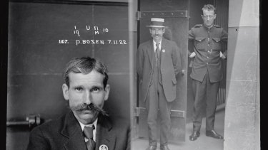 Special mugshots prove crime does pay for Sydney Living Museums