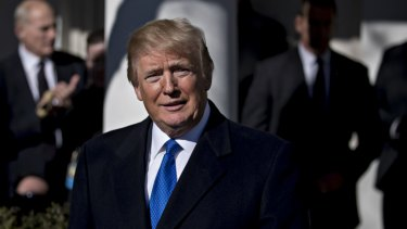 Presidnet Trump is set to arrive at the World Economic Forum later this week.