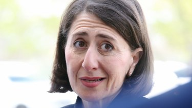 NSW Premier Gladys Berejiklian wants to highlight the government's recent achievements.