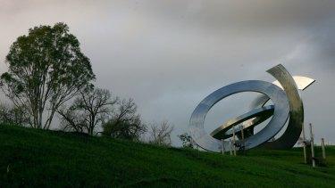 Rings of Saturn at Heide.