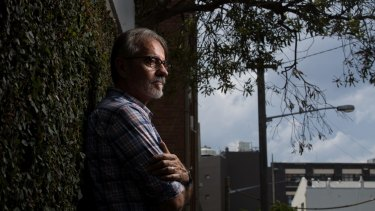 David Crawford was diagnosed with HIV in 1984 and now counsels people growing old with the virus.