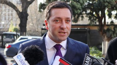 Matthew Guy's intersections solution has been slammed by infrastructure experts.