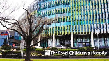 Doctors at the Royal Children's Hospital refused to discharge a mother and child into detention.