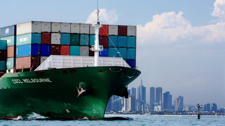 Going abroad: There is a strong case that lower oil prices will have a positive effect on Australia's key export markets.