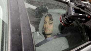 Martin Shkreli leaves court in New York. His defiant attitude and apparent eagerness to say things he knew would inflame people's emotions made him a target of public loathing.