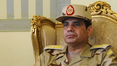 Washington seems resigned to a belief that its choices in the region are limited to anarchy or autocracy, such as that provided by Egyptian President Abdel Fattah al-Sisi.