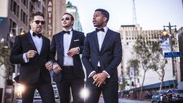 The California Crooners Club featuring Hugh Sheridan will appear in the Brisbane Festival.