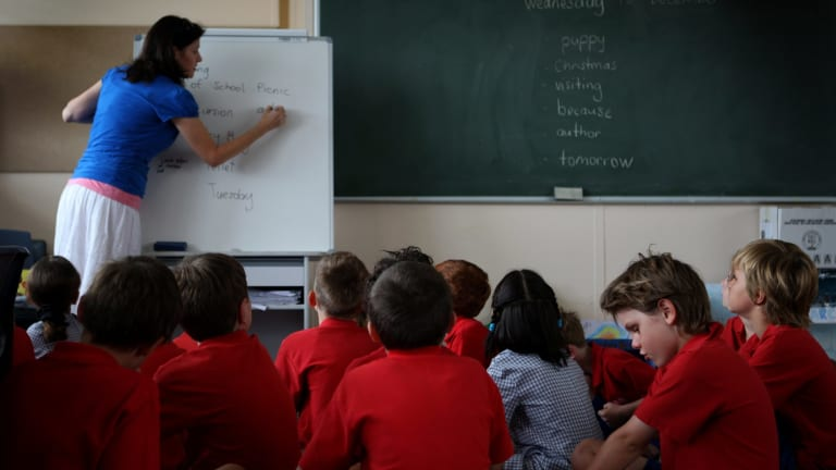 Australia might lay claim to being one of the most multicultural countries in the world, yet learning a second language is still not compulsory in many primary schools.