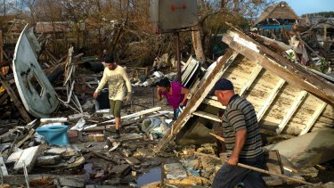 Cuban officials warned residents to watch for even more flooding over the next few days.