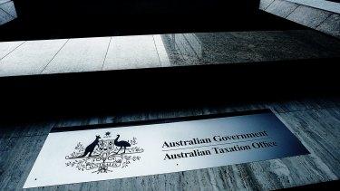 Australian Tax Office.